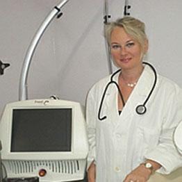 Dottoressa Galina Baranovskaia